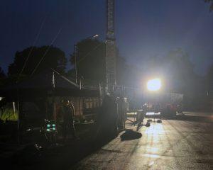 LMS 85 HW MOBILE TOWER