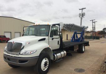 Landa Mobile Systems PT106 Mobile Truck Tower