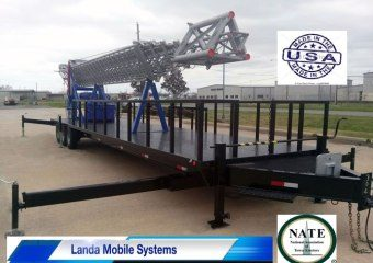 LMS 120 XHD MOBILE TOWER