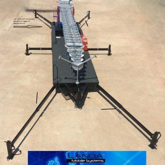LMS outrigger stabilizer system