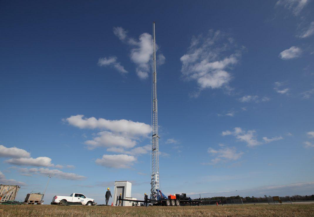 Mobile Met Ops Tower